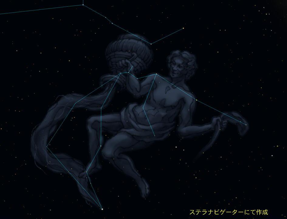 秋の星座シリーズ -その4- み...